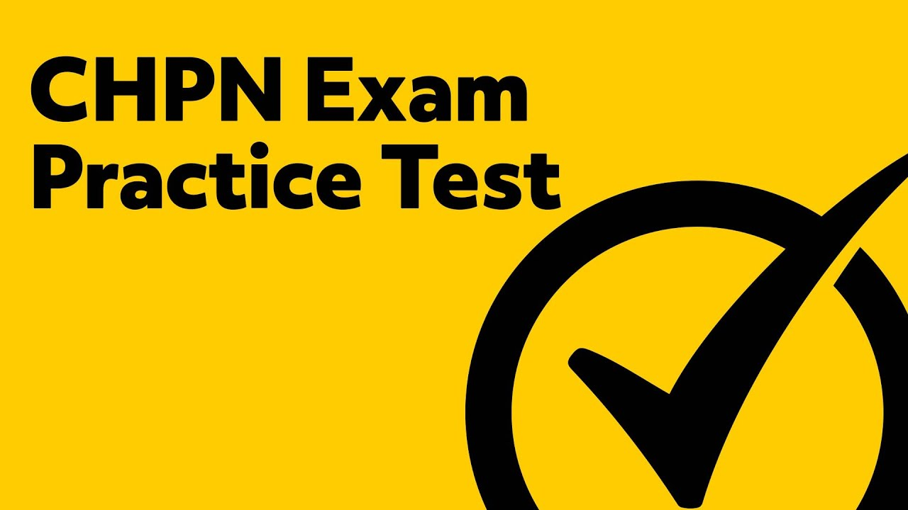 CHPN Practice Test Questions (Prep for the CHPN Certification)