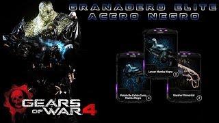 """Gears of War 4 l 1er. Partida Granadero Elite """" Acero Negro """" l RDLC l Camino de Camper  l 1080p Hd"""