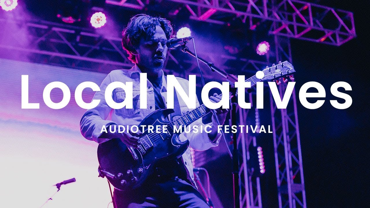Local Natives - Fountain of Youth   Audiotree Music Festival 2018