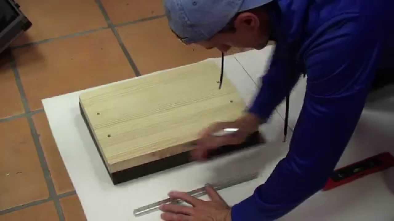 Como tapizar un banco de gimnasio youtube - Como tapizar un cabecero ...