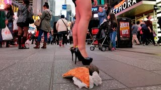 PIZZA RAT PRANK!
