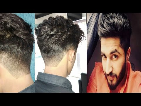 Jassi Gill like haircut 2018 ✂️Jassi Gill Hairstyle Inspired haircut Indian  haircuts 2019✂️ for Man