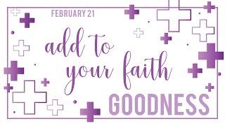 "St Andrews Community UMC Livestream Contemporary Service 2021 Lenten Series: ""Goodness"" Feb 21, 2021"