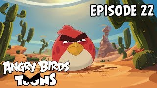 Angry Birds Toons | The Great Eggscape - S2 Ep22