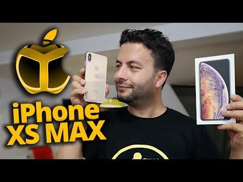 17.000 TL'lik iPhone XS Max Türkiye Topraklarında - Türkiye'de ilk kutu açılışı!