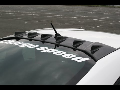 How To Install A Roof Spoiler On Your Brz Frs Gt86 Youtube