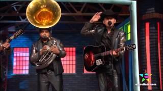 Los Plebes del Rancho de Ariel Camacho - DEL Negociante (En Noches con Platanito) (2016)