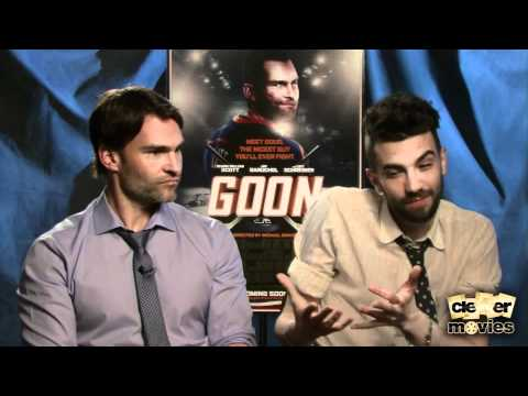 Seann William Scott & Jay Baruchel 'Goon' Interview