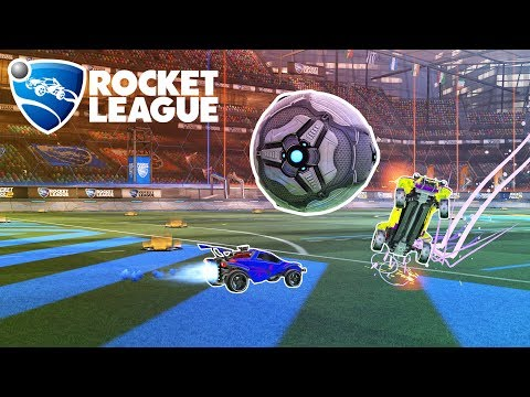 We played a Top 100 player in Rocket League with keyboard & mouse thumbnail