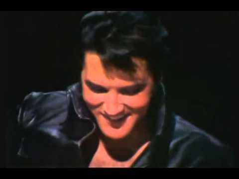 Elvis Presley  '68 Love me 2)