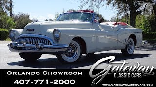 1953 Buick Skylark Gateway Orlando #1376