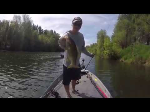 Spring River Fishing!