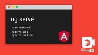 angular cli ng serve