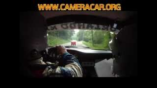 Rally Camera Car (GustavoTrelles - del Buono) Memorial Virgilio Conrero 2012 - Vincitori Assoluti