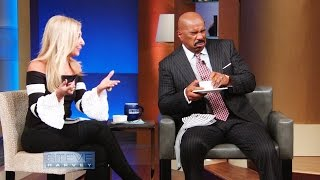 Try my Quiche || STEVE HARVEY