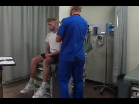 Physical exam video gay