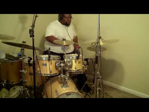 JJ Hairston & Youthful Praise - Wonders To Perform (Drum Cover)