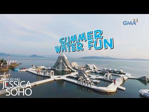 Kapuso Mo, Jessica Soho: Summer water fun!