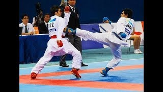 THE BEST OF KARATE