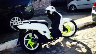 Novo Visual da Branca de neve JET 50cc do Junior Dias... thumbnail