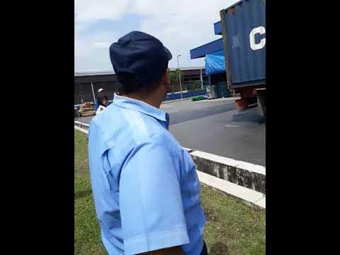 Sopir HEBAT.Kontener Parkir DiTempat SEMPIT Mp3