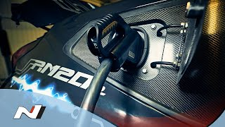 Hyundai Revs Up Electric Concept