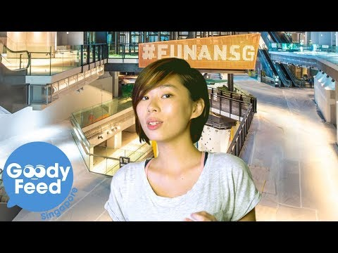 Funan Mall: 10 Facts About This Hipster Mall S'poreans Should Know About