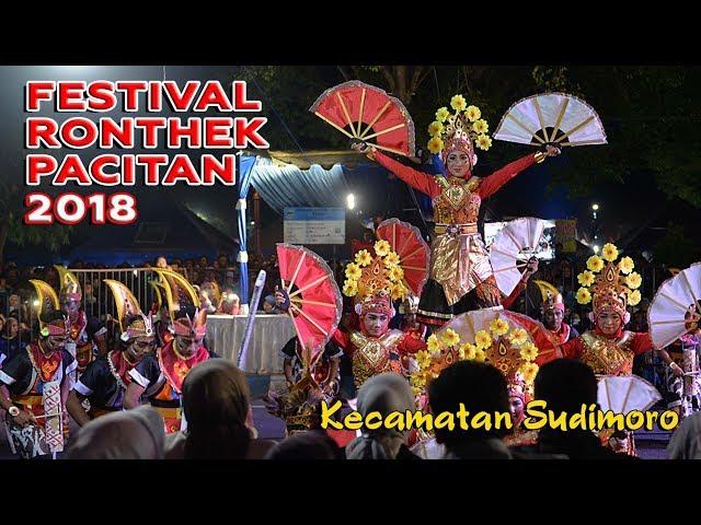 FESTIVAL RONTEK PACITAN 2018 - KECAMATAN SUDIMORO