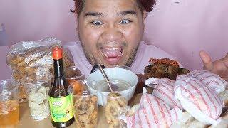 STREET FOOD HAUL (KAKAIN NANAMAN TAYO HA HA HA)