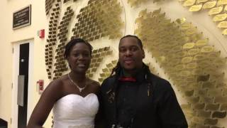 Wedding at Eden Regal Ballroom and Catering in Coral Springs