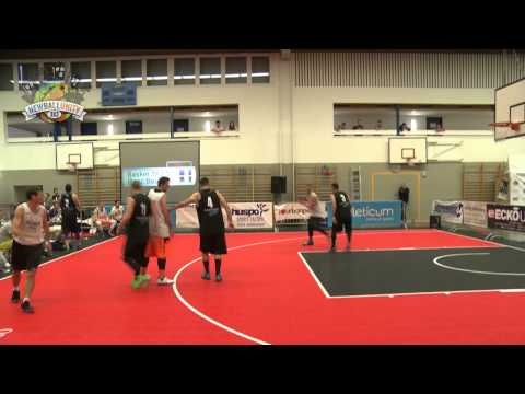 NewBallUnity 3X3 - Rüti 2014 Final - Belgrade vs. Novi Sad