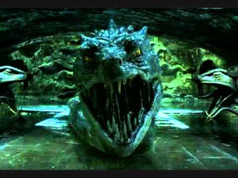 Harry potter COS soundtrack Godric Gryffindors sword The Basilisk Fight  YouTube