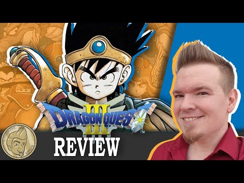 Dragon Warrior III Review~ (Dragon Quest III) (NES) - The Game Collection