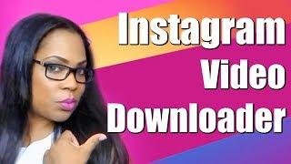 Gambar cover Instagram Video Downloader Online