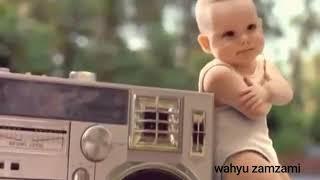 Download lagu Baby little Dj BG DAUS(JodohWasiatBapak)