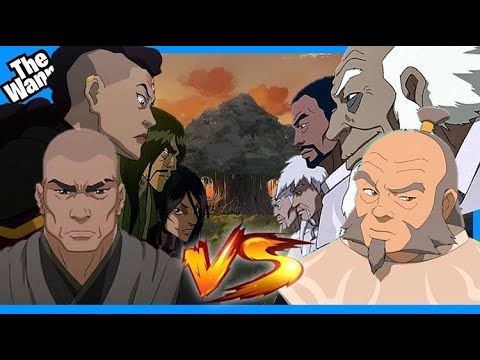 White Lotus vs Red Lotus [FIRST GUEST APPEARANCE] - YouTube