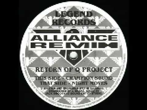 q project champion sound alliance remix