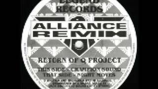 Q Project - Champion Sound - Alliance Remix