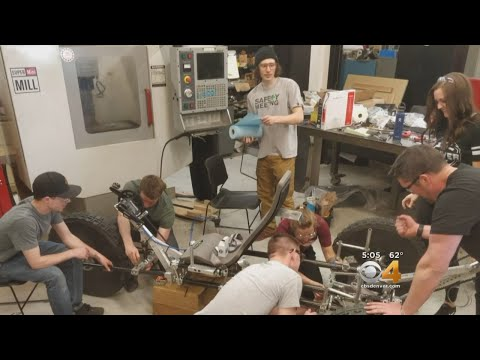 CU Denver Students Take Second Place At NASA Rover Competition