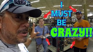 Letting RANDOM STRANGERS Choose My Fishing LURES!! Bass Fishing Challenge!!