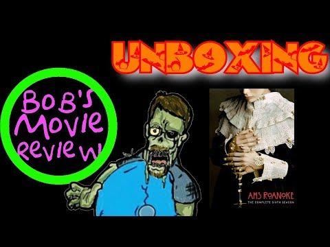 American Horror Story Roanoke DVD Unboxing