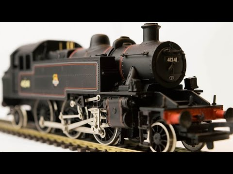 Unboxing The Ivatt Class 2 By Bachmann