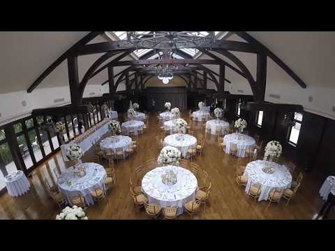 Set Up at Crossbasket Castle, Scotland