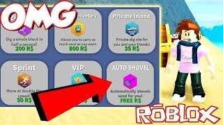 (How To) AUTOMATICALLY SHOVEL SAND AND GOING TO THE BOTTOM OF ROBLOX TREASURE HUNT SIMULATOR!?