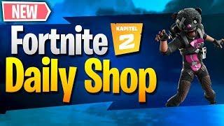 🧸 NEUER SNUGGS SKIN & NEUER PIROUETTE EMOTE 🛒 - Fortnite Daily Shop (19 Oktober 2019)