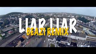BEAZI - LIAR LIAR REMIX | [Official Music Video] | MoStack - Liar Liar | @iambeazi