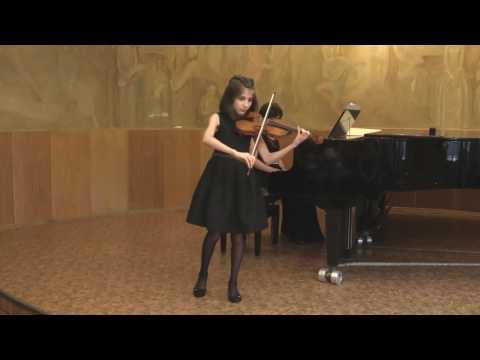 Телеман, Георг Филипп - Фантазия I для скрипки соло си-бемоль мажор