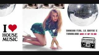 Shakira Ft. Timbaland & Lil Wayne - GIVE IT UP TO ME ((Henry Guzman Overdose Remix)