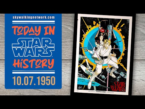 TODAY IN STAR WARS HISTORY: 10/7/1950 - Happy Birthday Howard Chaykin