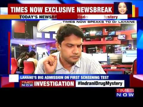 Overdose Or Not? | Times Now Speaks To JJ Hospital Dean | Sheena Bora Case